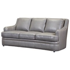 Leather Sofas In Tulsa Ok Kmart Sleeper Sofa Italia Usa Transitional Roll Arm
