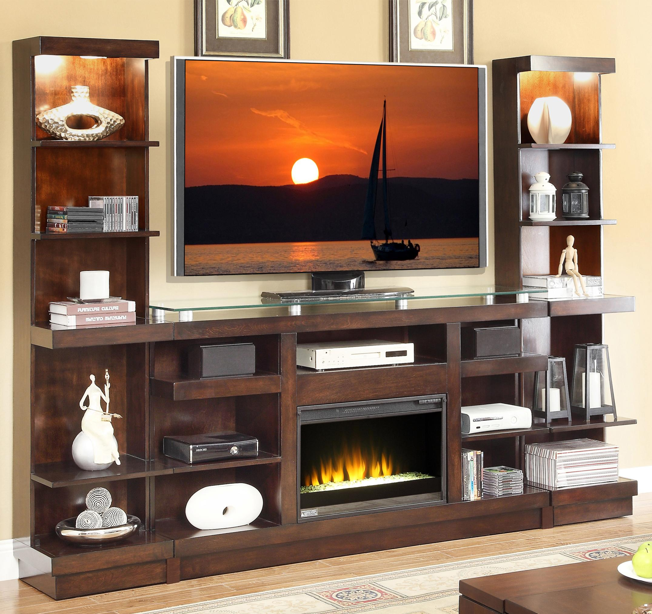 Legends Furniture Novella Entertainment Center With