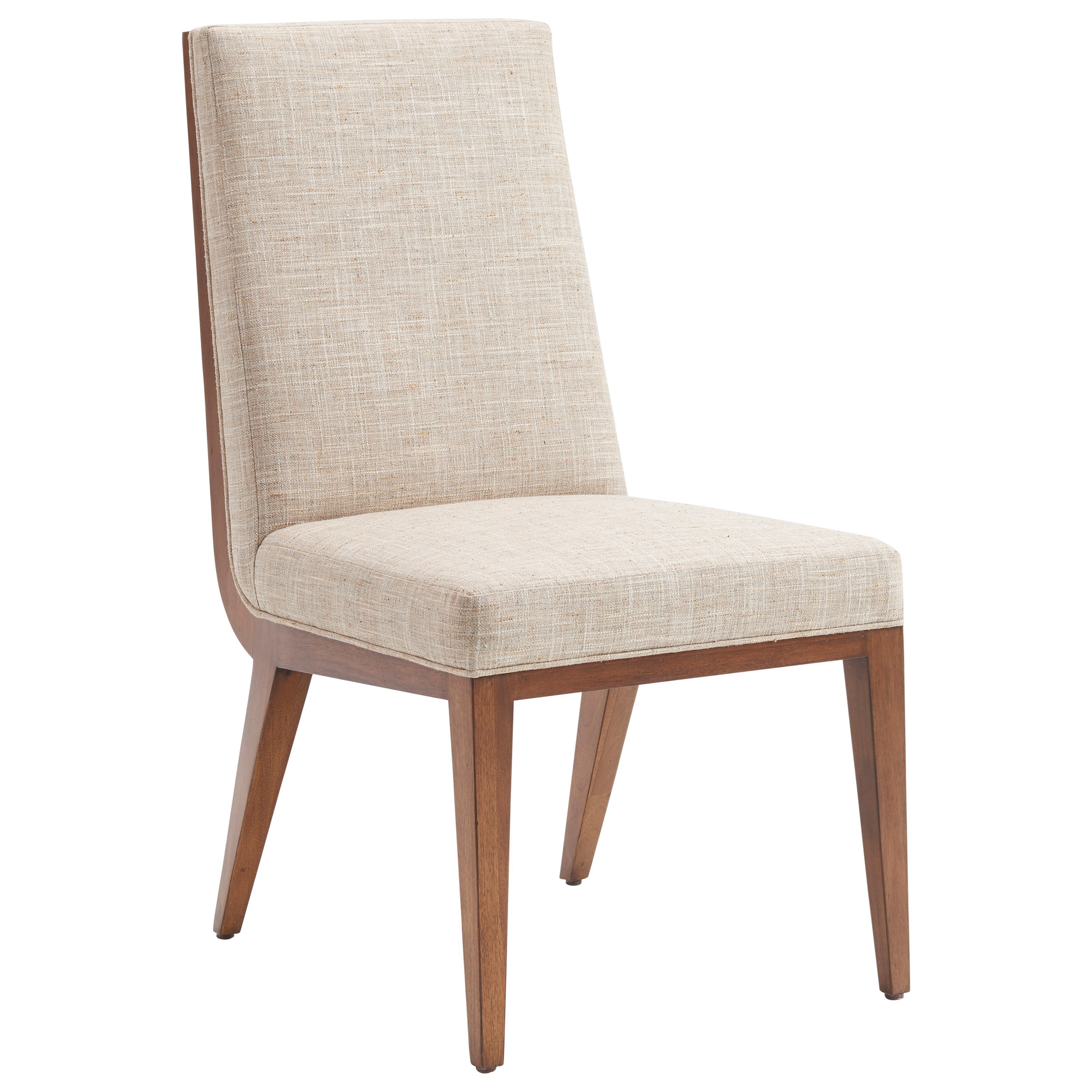 cream upholstered dining chairs royal blue lexington kitano marino side chair in medford