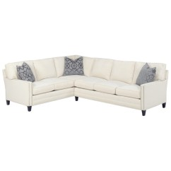 2 Pc Laf Sectional Sofa Reading Lexington Personal Design Series Customizable Bristol