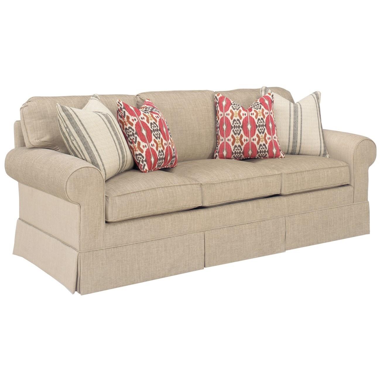 lexington sectional sofa camelback sofas personal design series bedford customizable
