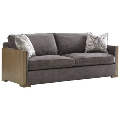 Sofa Wood Frame Exposed Uk Francis By Roberto Lazzeroni Lexington Shadow Play Delshire Contemporary With