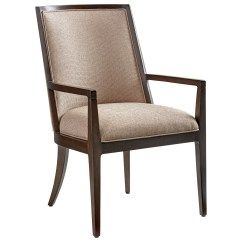 Lexington Dining Chairs Beach With Backpack Straps Zavala Ellipsis Upholstered Arm Chair Belfort
