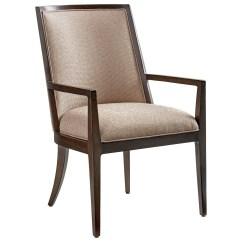 Upholstered Arm Dining Chair Baby Bum Lexington Zavala Ellipsis Belfort
