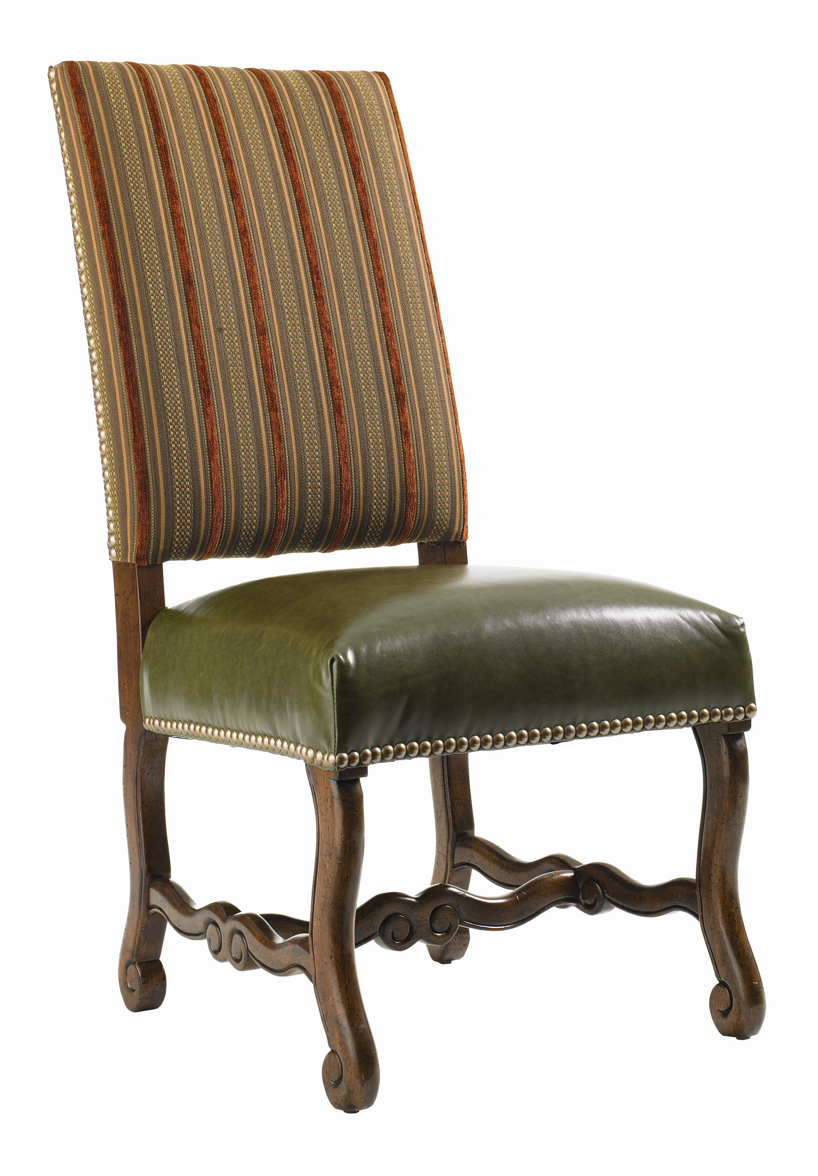 lexington dining chairs selig z chair leather ll1612 12 camden tight back