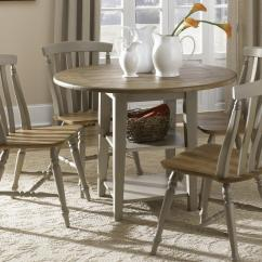 Al S Chairs And Tables Portable Shampoo Bowl Chair Liberty Furniture Fresco 541 Cd 5dls 5 Piece Drop Leaf