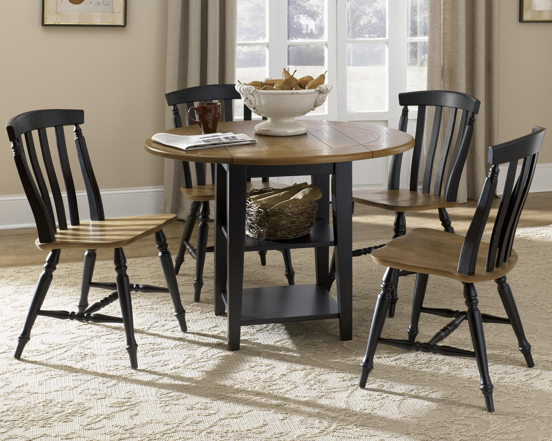 al s chairs and tables baby trend high chair target liberty furniture fresco ii five piece drop leaf table