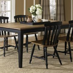 Al S Chairs And Tables Steel Folding Chair Liberty Furniture Fresco Ii 641 Cd 5rls Five Piece