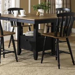 Al S Chairs And Tables Grey Fabric Liberty Furniture Fresco Ii 641 Gt5454 Gathering Table