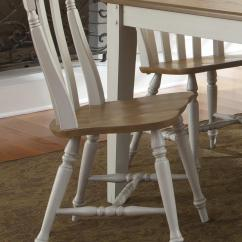 Al S Chairs And Tables Desk Chair Oak Liberty Furniture Fresco Iii 841 C1500s Side With