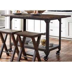 Counter Height Kitchen Island Tile Floor Ideas Liberty Furniture Caldwell 117 It3060
