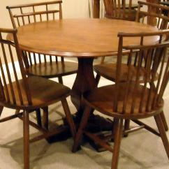 Pedestal Table And Chairs Big Lots Liberty Furniture Creations Ii Drop Leaf