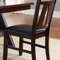 Liberty Dining Chairs Room Sets With Wheels On Furniture Lawson 116 C2501s Splat Back Side Chair