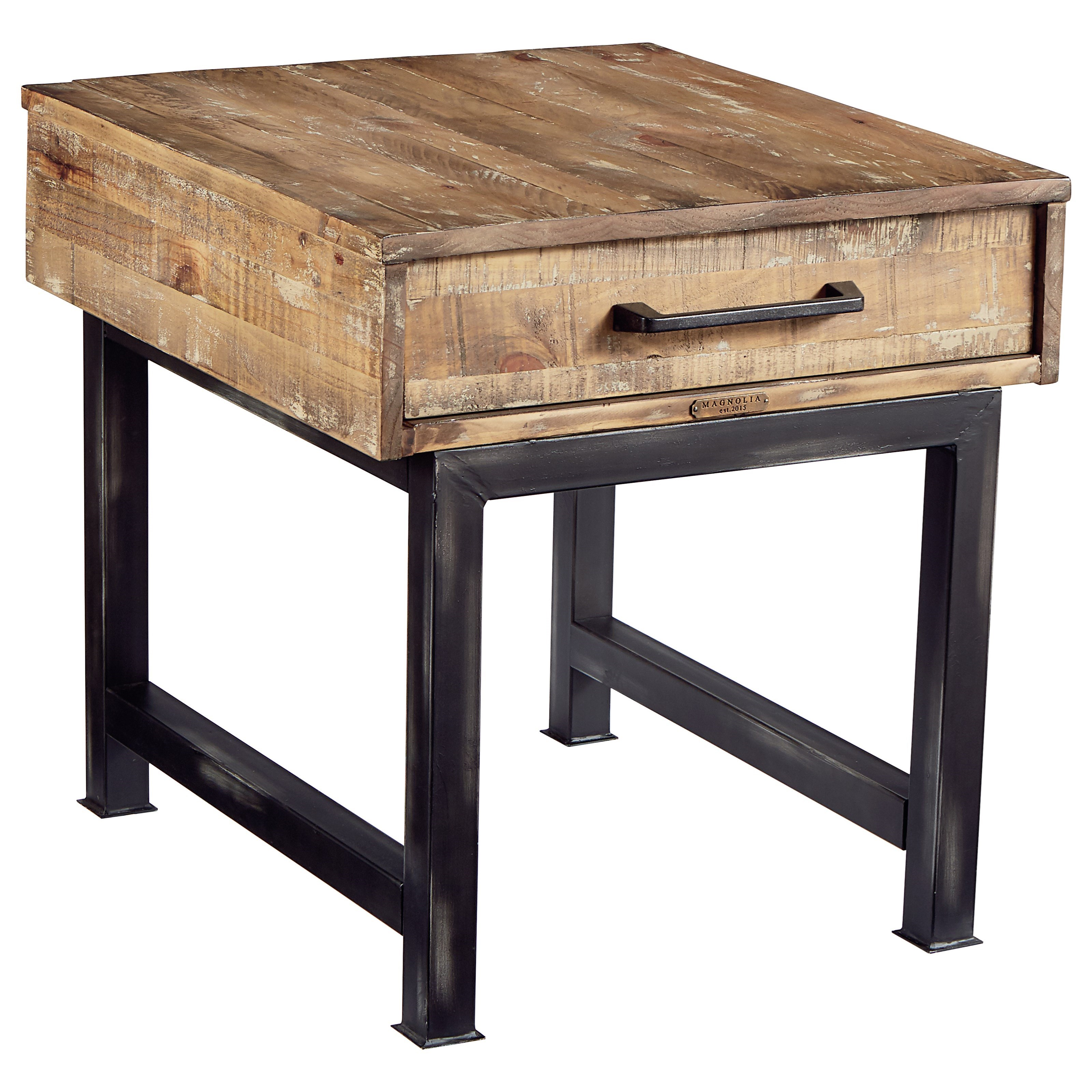 kitchen tables art van disposal magnolia home by joanna gaines industrial pier and beam