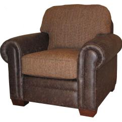 Marshfield Baldwin Sofa Artikel Casual Upholstered Chair With Rolled