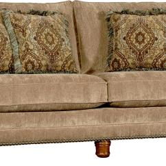 Rolled Arm Sofa With Nailhead Trim Catnapper Impulse Reclining Reviews Mayo 5790 Traditional Arms And
