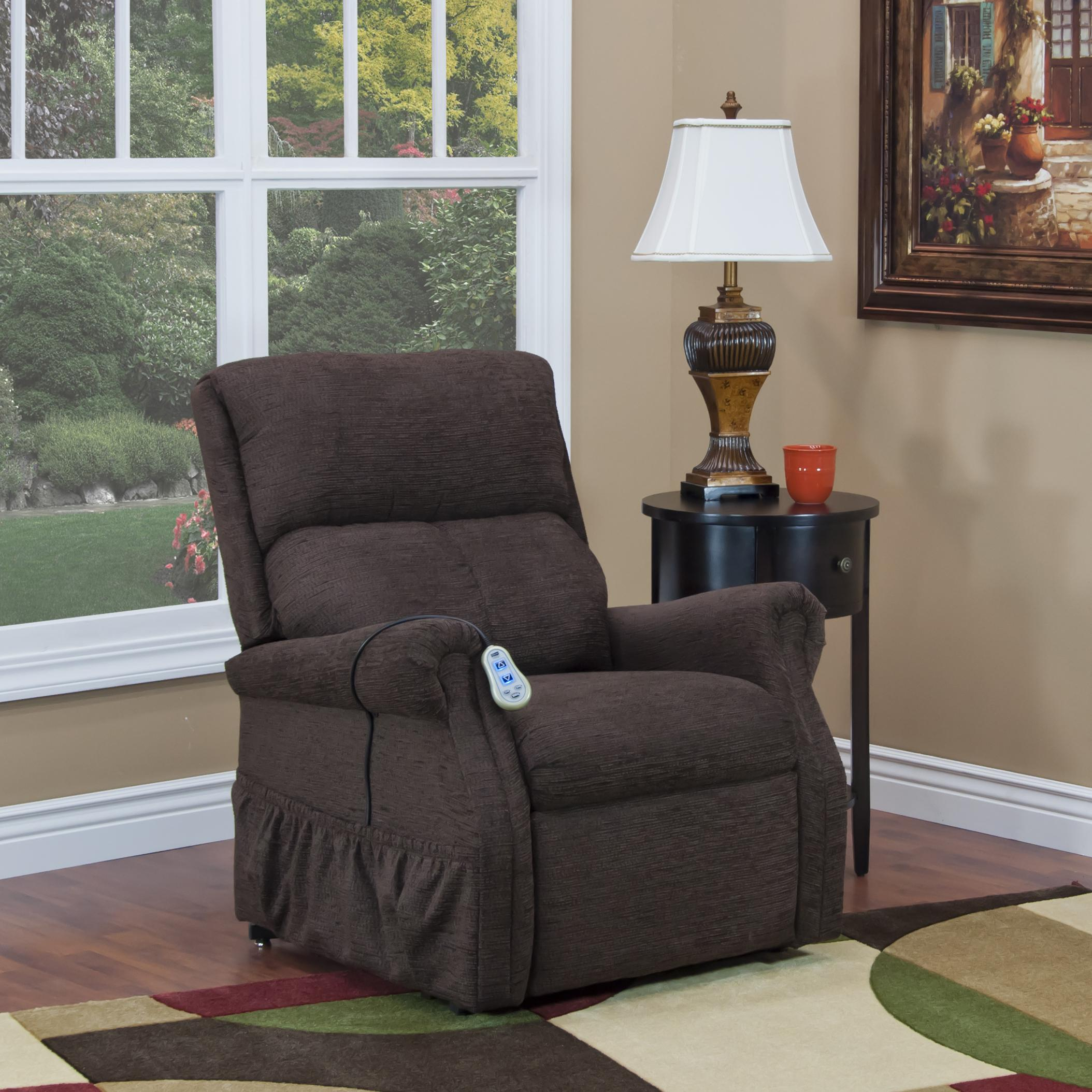 Med Lift Chairs Med Lift And Mobility 1175 Casual 2 Way Lift Recliner