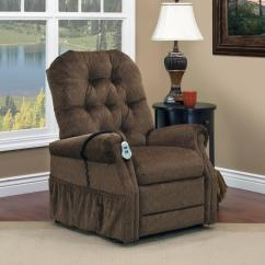 Handicap Lift Chair Recliner Beach Kitchen Table And Chairs Med Mobility 2555 Casual 2 Way With