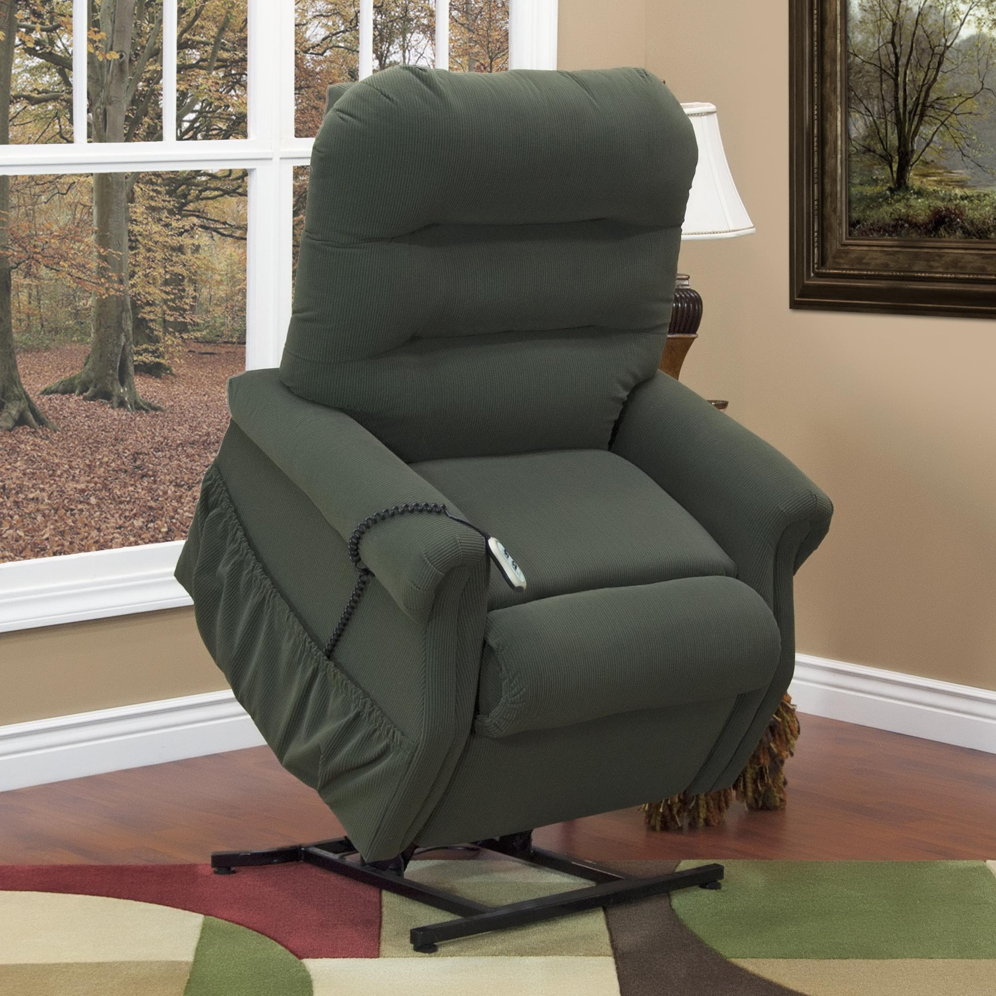 handicap lift chair recliner salon dryer med and mobility 3053 split back