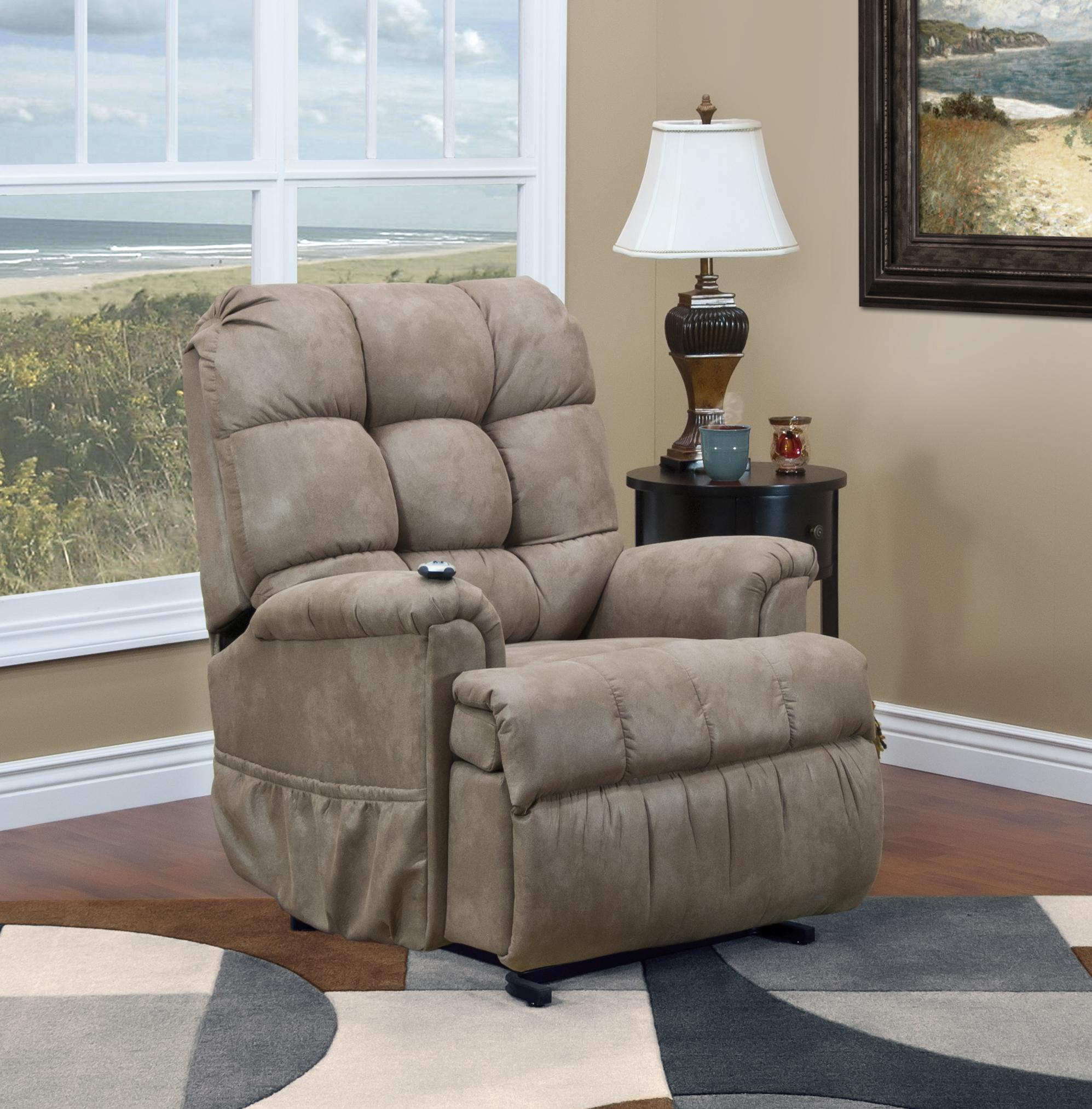 handicap lift chair recliner revolving price med and mobility 5500 wall away with