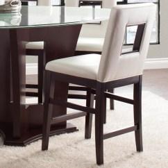 Upholstered Counter Height Chair Child Desk Najarian Soho Crsohchse Modern