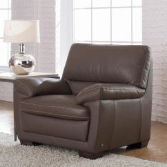 Plush Leather Chair Tent And Rentals Natuzzi Editions B674 003