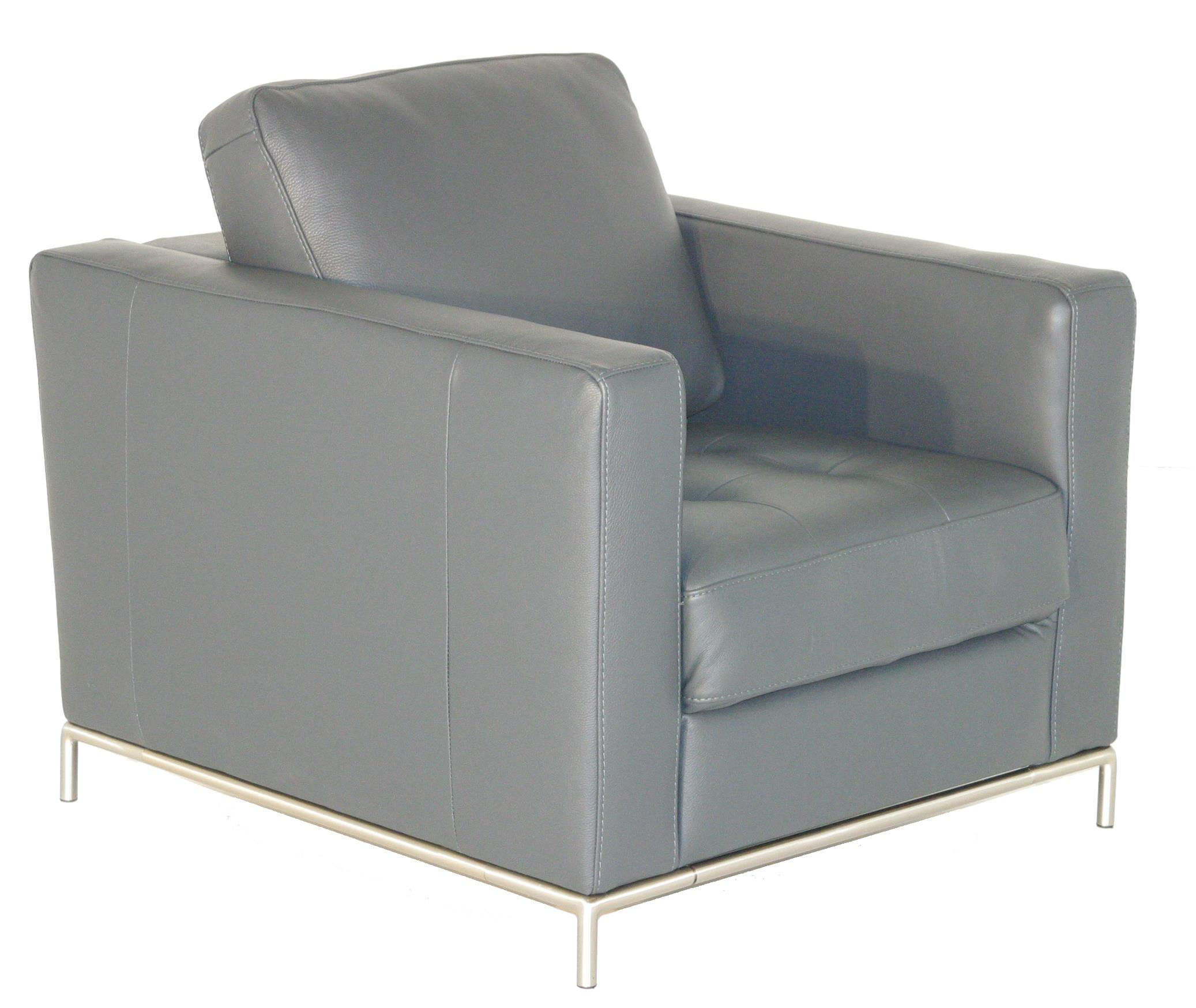 natuzzi leather sofa replacement legs stella eq3 editions b805 contemporary chair with button