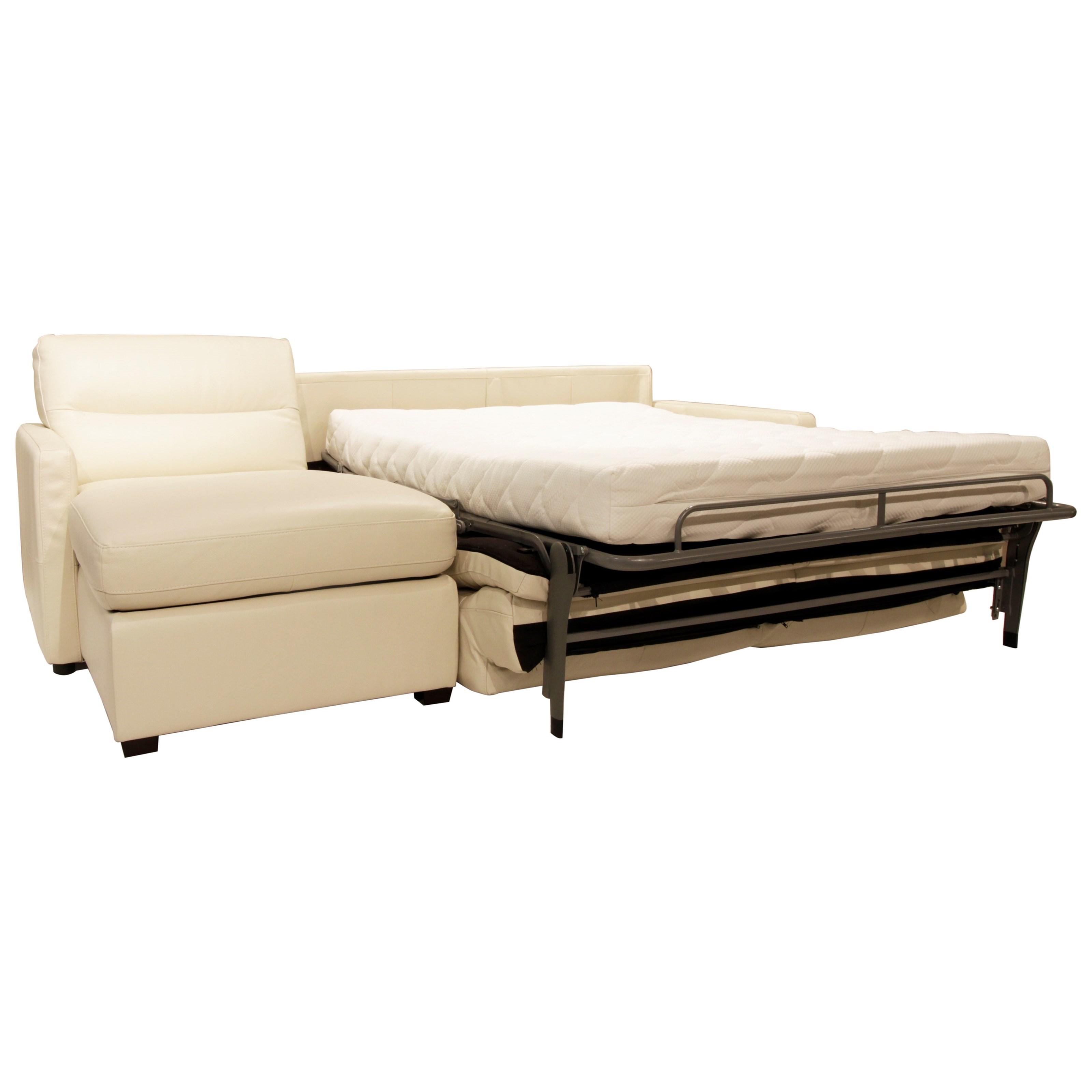 natuzzi lia fabric sleeper sofa reviews sunbrella slipcover editions garbo contemporary sectional with