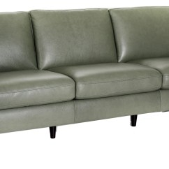 Natuzzi Leather Sofa Replacement Legs Chaise Lounge Sleeper Editions Dolcezza C060 064 Contemporary With