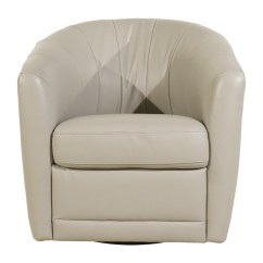 Natuzzi Swivel Chair Cream Covers For Weddings Editions Giada Homeworld Furniture