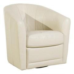 Natuzzi Swivel Chair Minnie Mouse Baby Editions Giada Homeworld Furniture