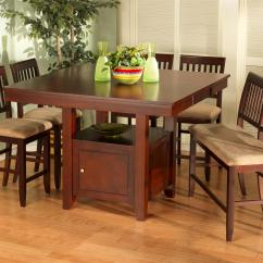 Pub Table With Chairs And Bench Love Making Chair Images New Classic Brendan 6 Piece Storage