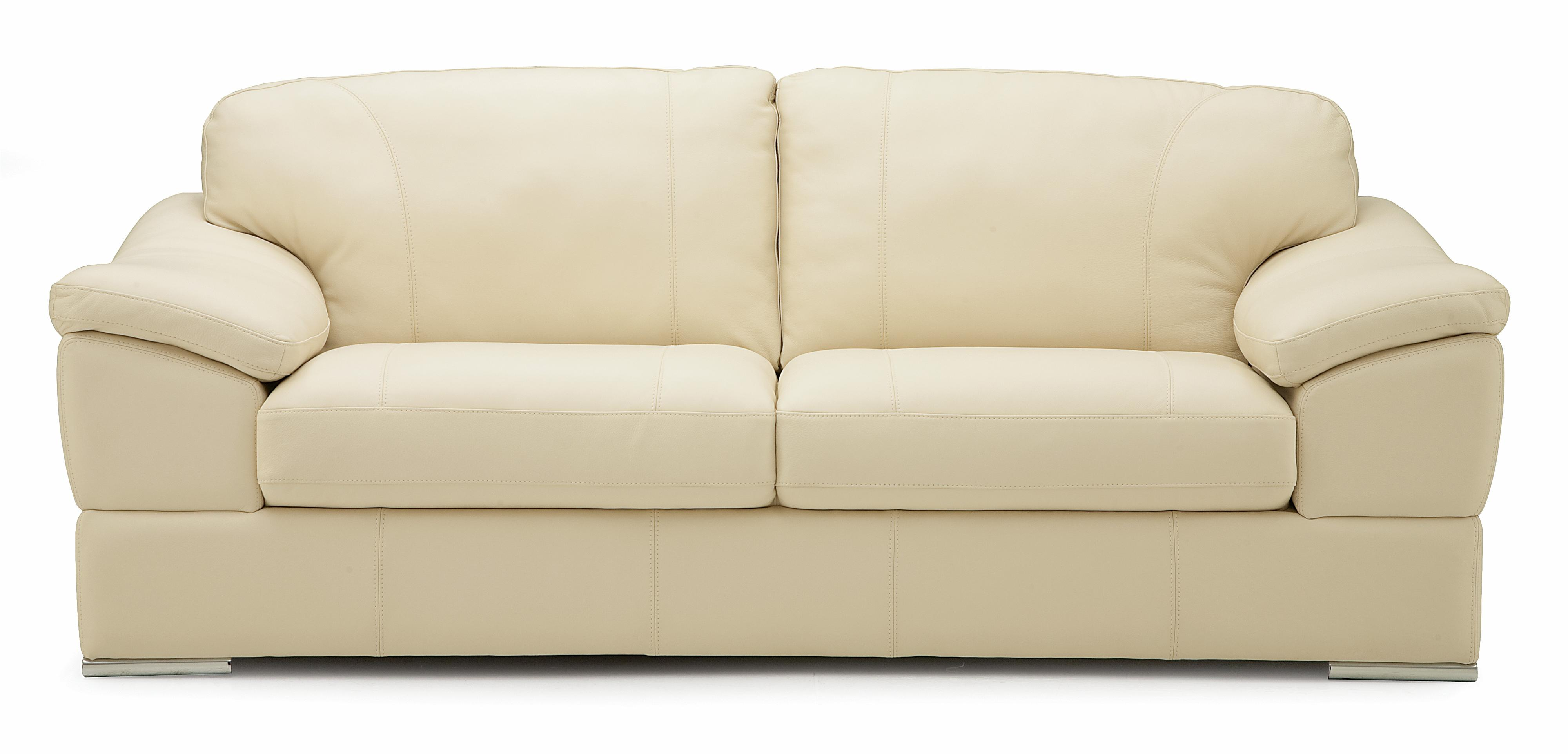 palliser stationary sofas sofa bed studio flat acapulco casual with pillow arms olinde 39s