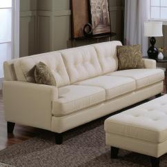 Palliser Stationary Sofas Sofa Seat Foam Density Barbara 70575 01 Transitional