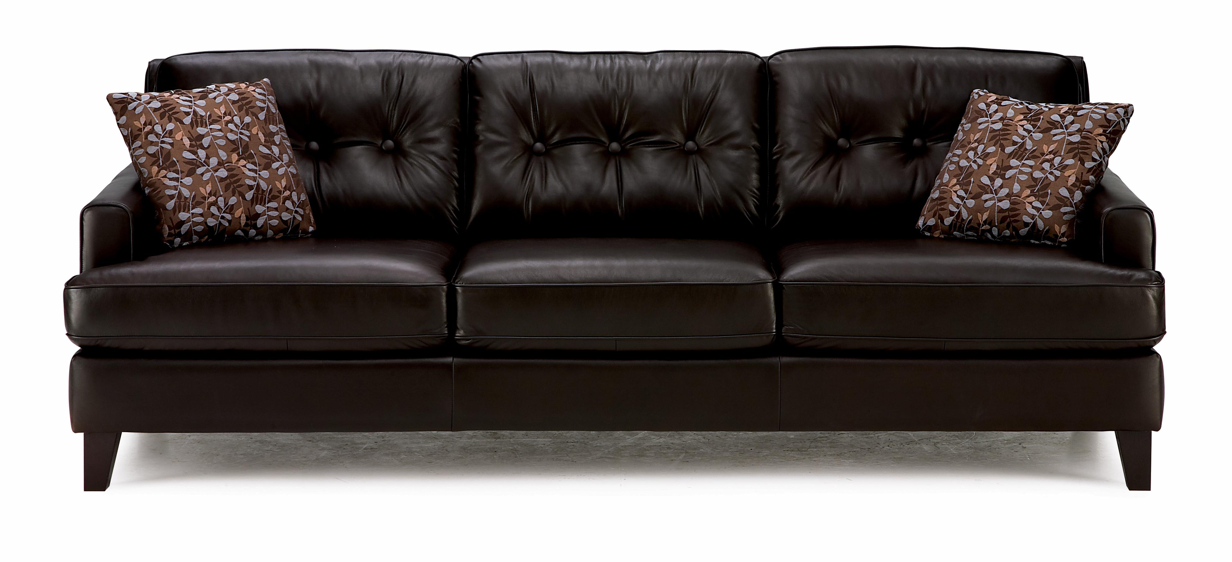 palliser stationary sofas where to donate sofa in singapore barbara transitional with tapered
