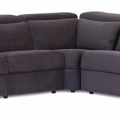 Palliser Stationary Sofas Canvas Duck Cloth Sofa Slipcover Cortez Ii Left Hand Facing 5 Pc