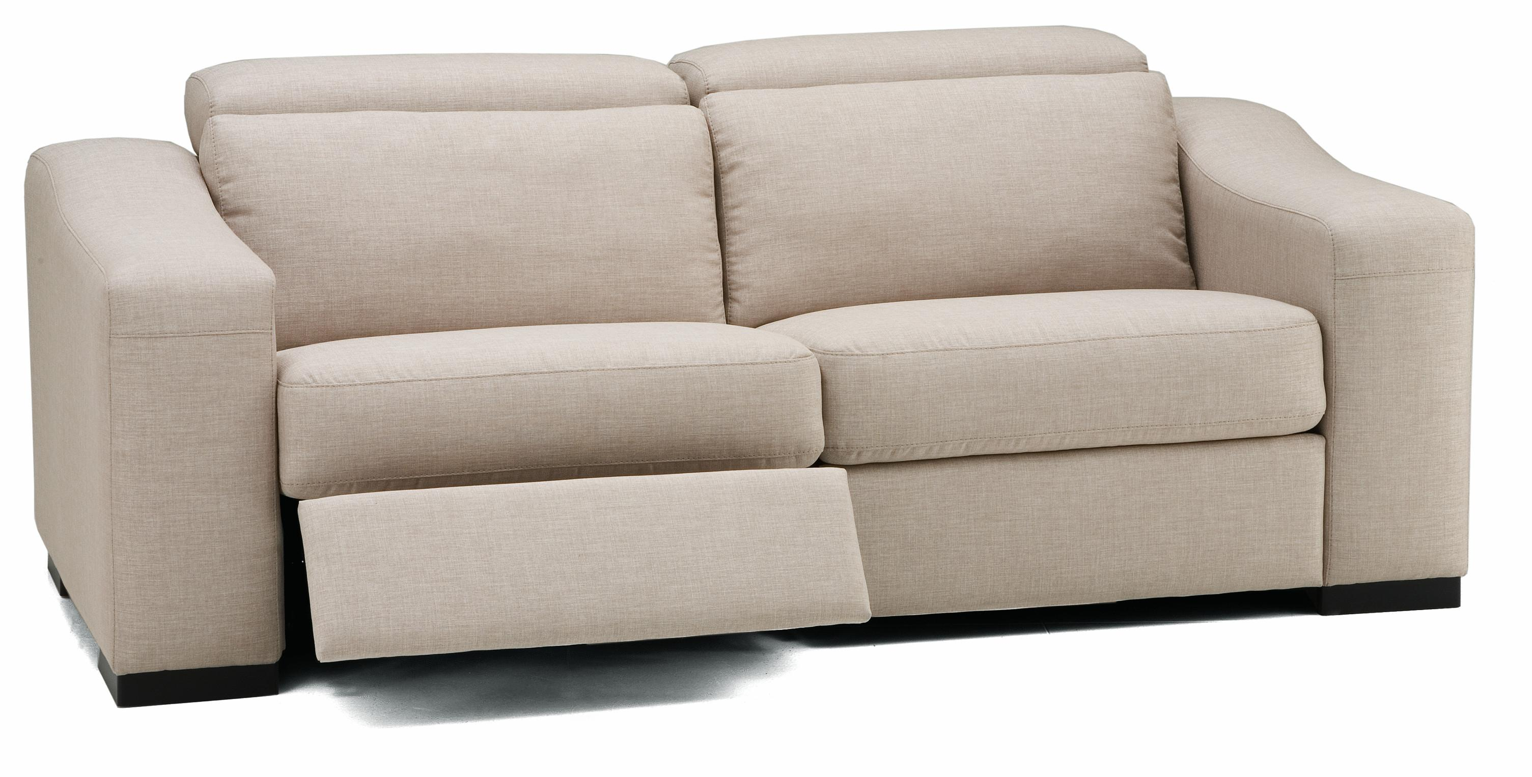 pause modern reclining sectional sofa by palliser italian fabric sofas cortez ii contemporary recliner w power