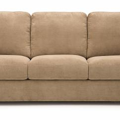 Palliser Stationary Sofas Lee Industries Lanza Casual Sofa With Sloped Pillow Arms