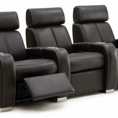 Theater Chairs Home Entertainment Red Banquet Chair Covers Palliser Lemans 40828 Reclining Seating W Cup