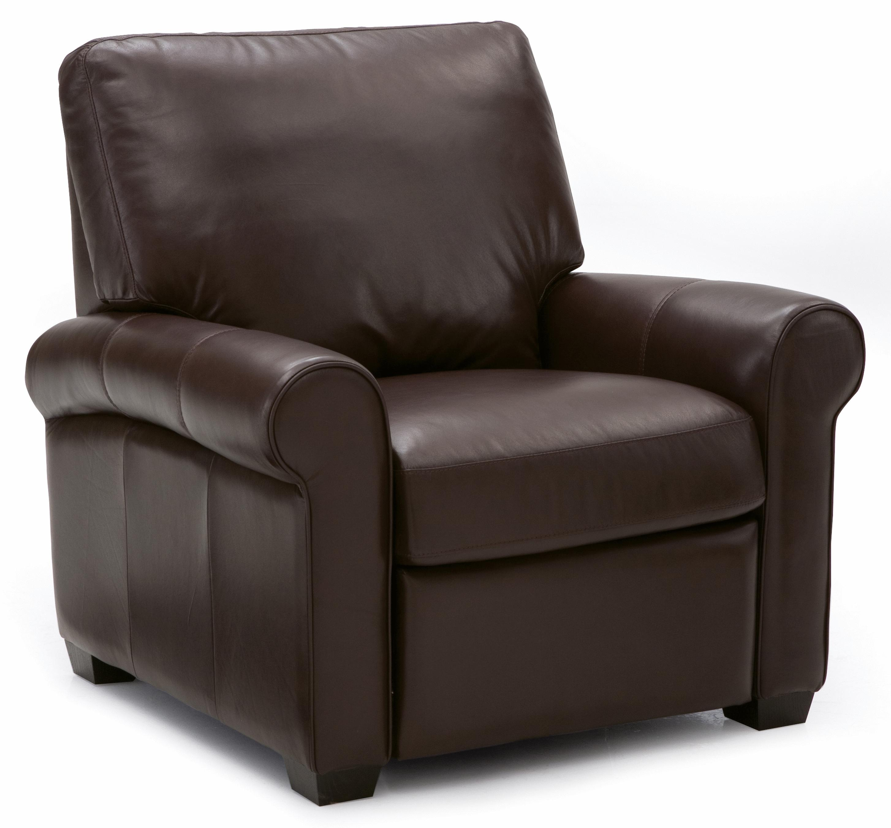 Chair Feet Palliser Magnum Transitional Pushback Chair With Sock Arms