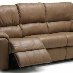 Reclining Sofa Manufacturers Usa Lane Benson Queen Sleeper Palliser Picard 88 Quot Casual Leather Olinde