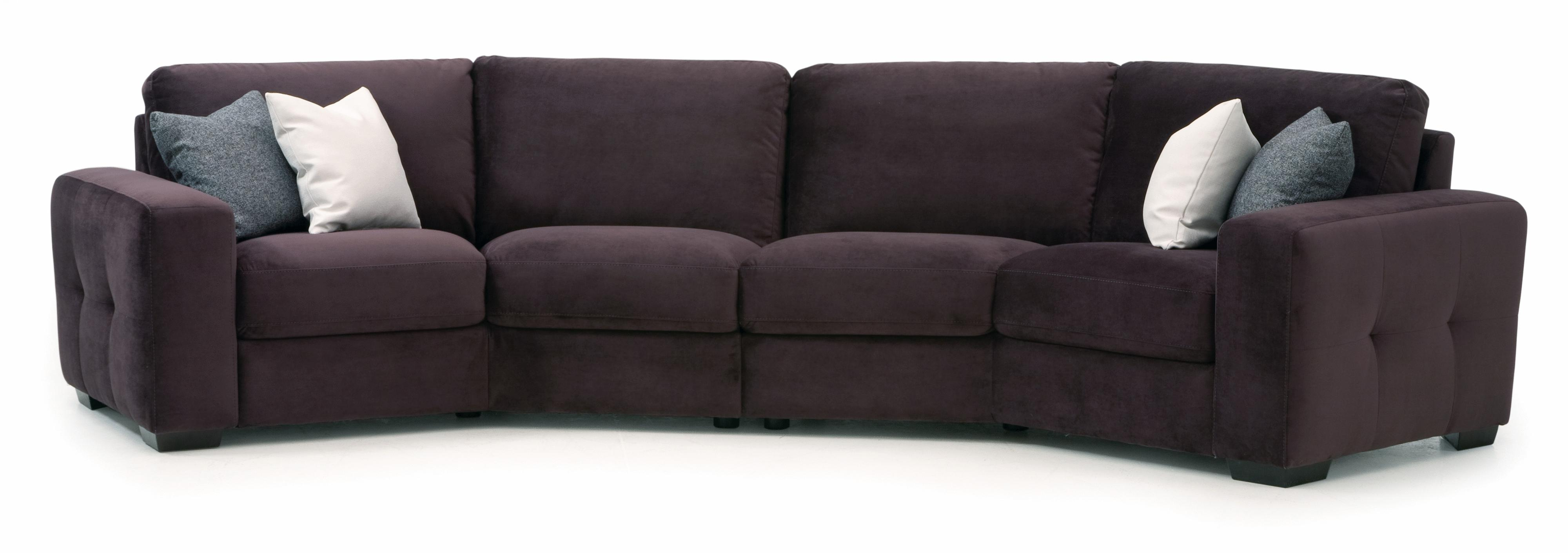 pause modern reclining sectional sofa by palliser kob billig online push contemporary four seater with