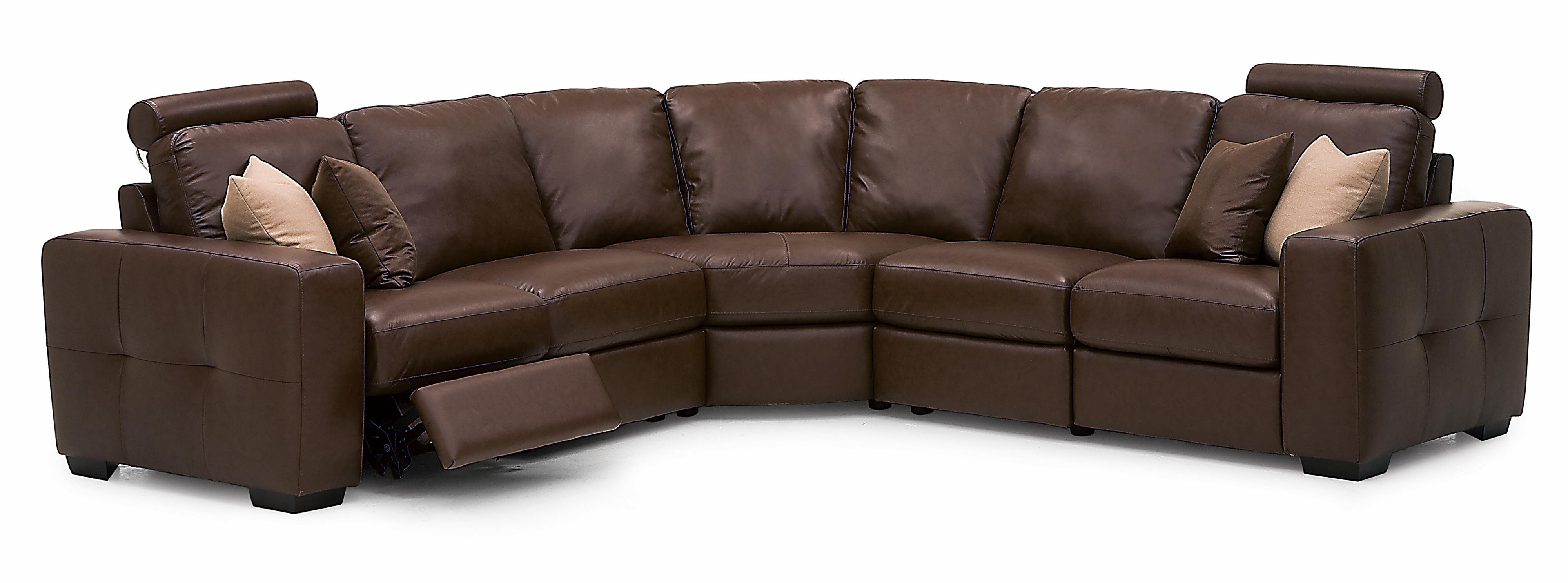 pause modern reclining sectional sofa by palliser queen size bed ikea push contemporary power dual