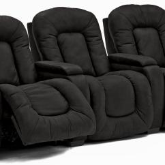 4 Person Reclining Sofa Michigan Snuggle Next Palliser Rhumba Three Home Theater Recliner With