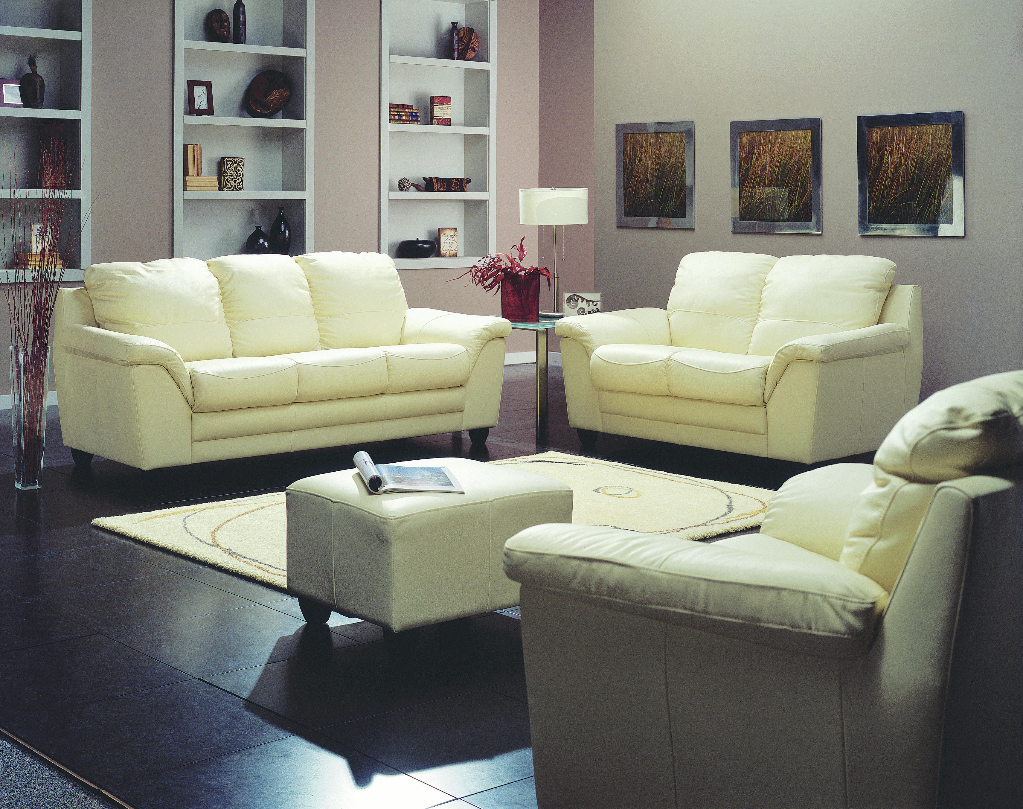 palliser stationary sofas ekeskog ikea sofa covers sirus casual with sloped pillow arms ahfa
