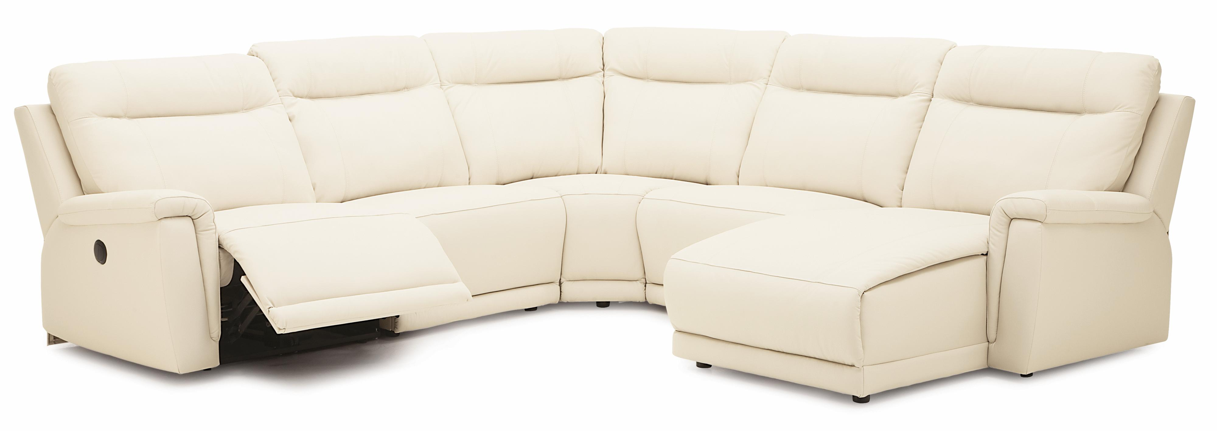 sofa w chaise quality beds australia palliser westpoint contemporary right hand facing