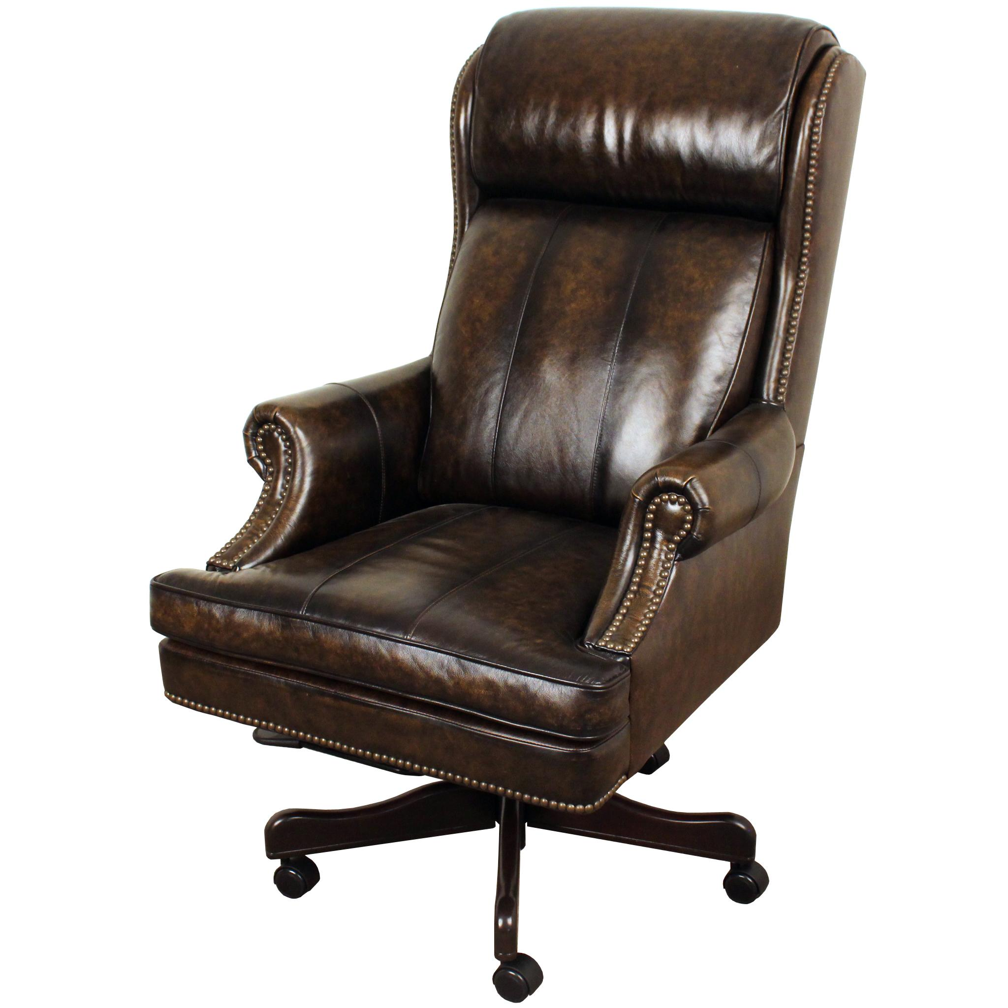 office chair dealers near me water ski plans parker living desk chairs executive with nail head