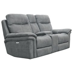 Power Reclining Sofa With Cup Holders Theater Parker Living Mason Mmas 822cph Crb Casual