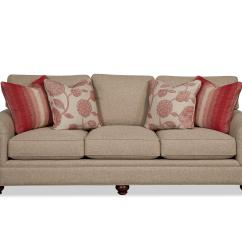 Craftmaster Sofa Prices Comfy Mexican Paula Deen By P7552 Traditional With Roll