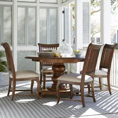 Paula Deen Dogwood Dining Chairs Gaming Chair Desk By Universal 5 Piece Set With